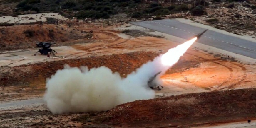 Yunanistan Akdeniz'de füzeleri ateşledi. Akdeniz' de gerilimi arttıracak gelişme