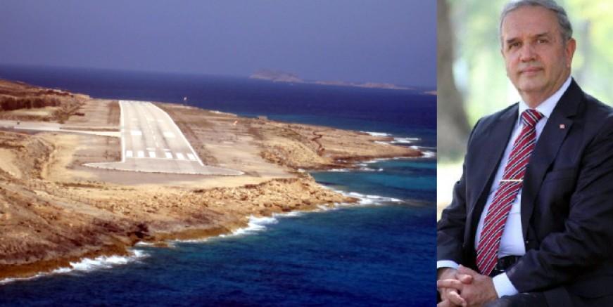 Yunanistan'dan Ege'de tehlikeli adım, Çoban adasını silahlandırıyor, havalimanı yapıldı