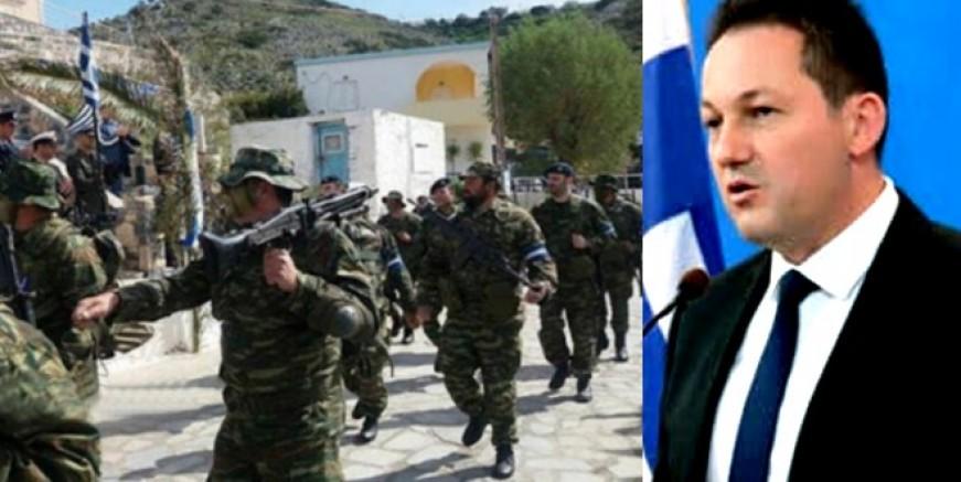 Yunanistan Hükümet Sözcüsü Petsas: Yunan adalarının askerden arındırılması söz konusu değil