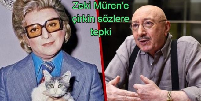 Zeki Müren'i hedef alan Özdemir Erdoğan'a tepki: Yav he he!